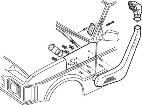 мицубиси галант электрическая схема