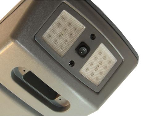 Потолочная консоль  LED з