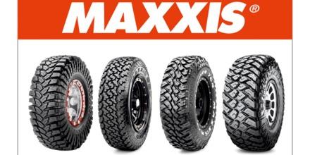 Новое пришествие MAXXIS